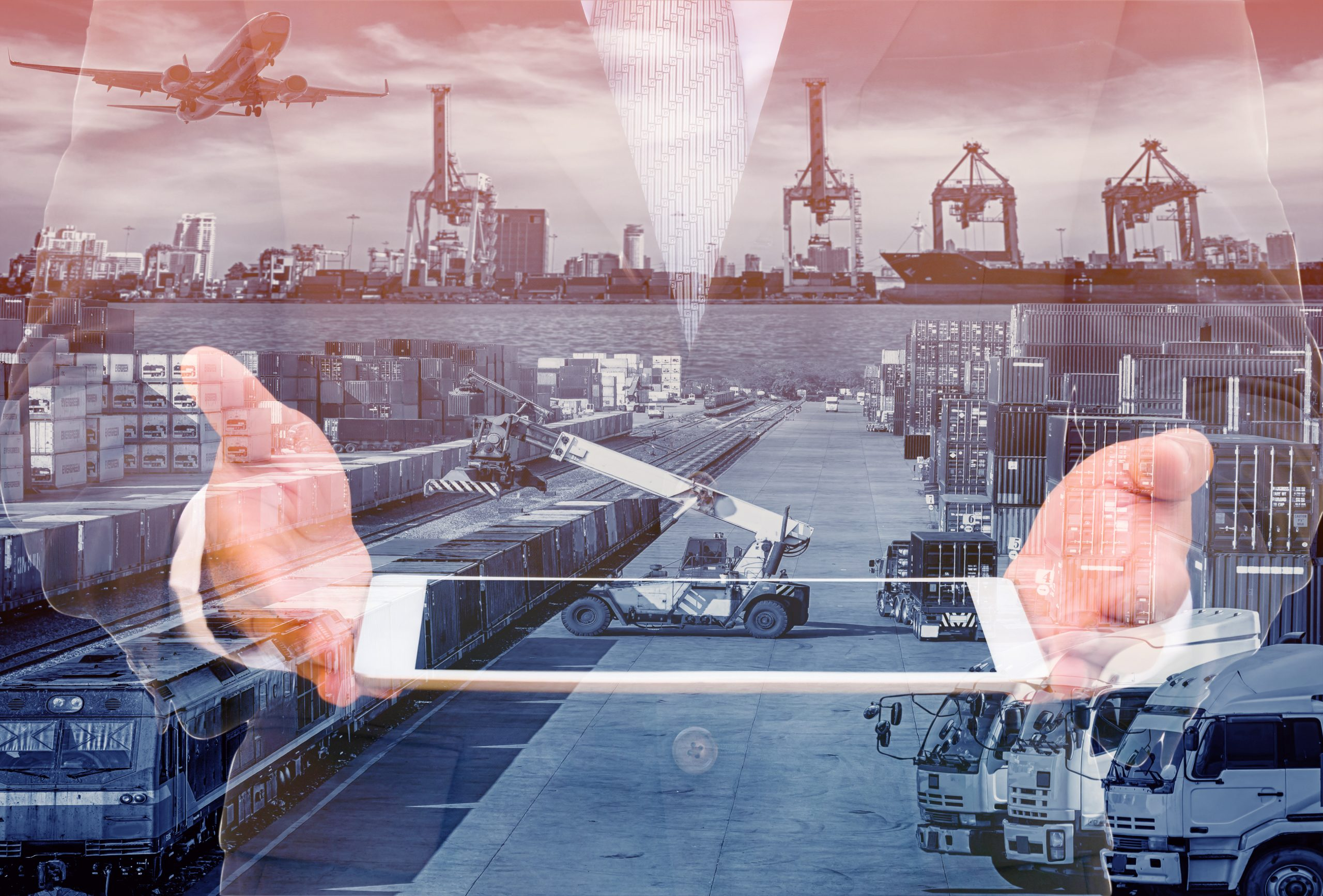 Ports of the Future: Bringing Emissions in Port Visits to a Minimum by Collaboration and Digital Data Sharing